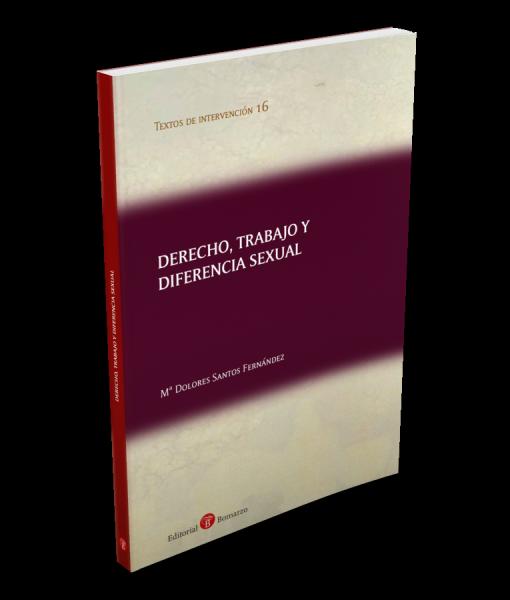 Derecho, trabajo y diferencia sexual TRA