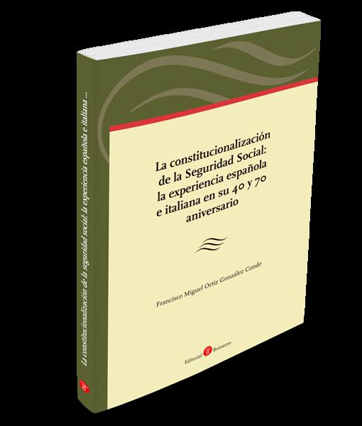 La constitucionalización de la Seguridad Social