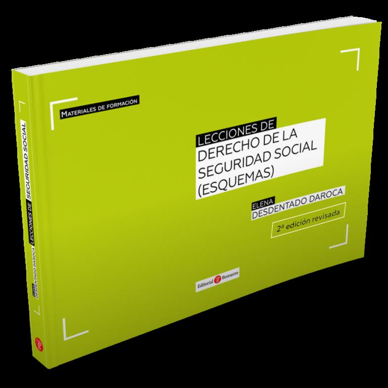 Lecciones de derecho de la seguridad social 2 edición