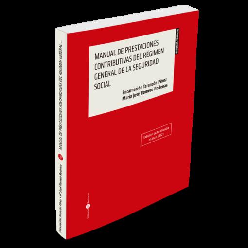 Manual Prestaciones contributivas RGSS