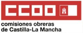logo CCOO CLM